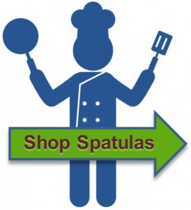 Flip Turner spatula shopping
